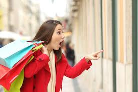shopping compulsivo roma